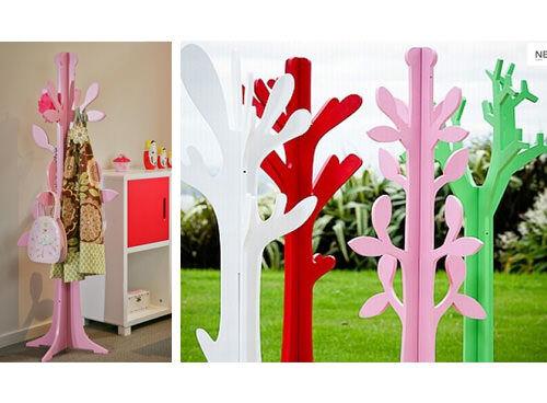 Mocka 'Tree' kids' hanger coar rack