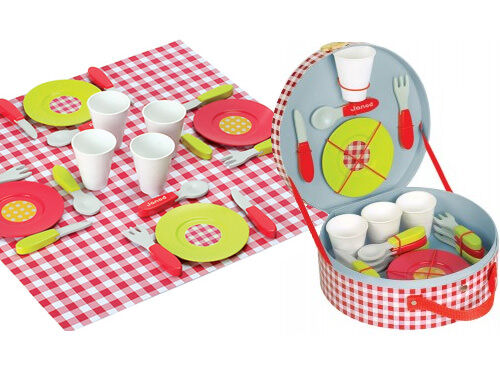 Janod play picnic set