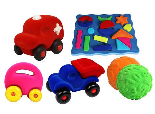 Rubbabu rubber toys