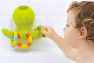 Skip Hop Bath toys octopus