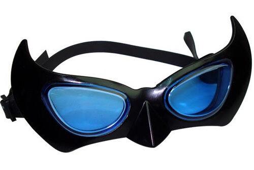 Batman swimming goggles