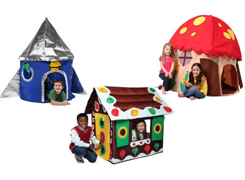 Bazoongi play tents