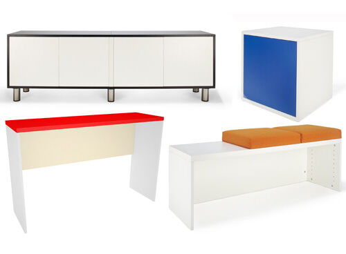 Evolvex custom designed flat pack furniture