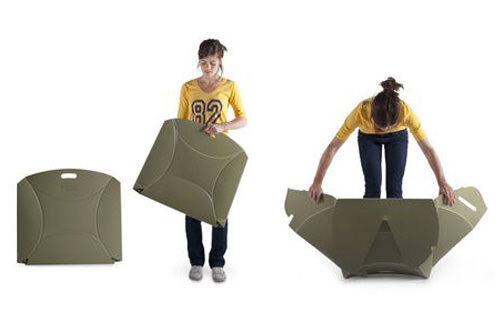 Flux Junior foldable chair