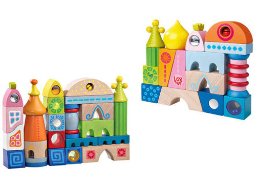 Haba 'Sevilla' and 'Cordoba' building blocks