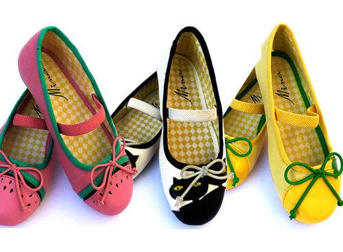 Mina ballet shoes