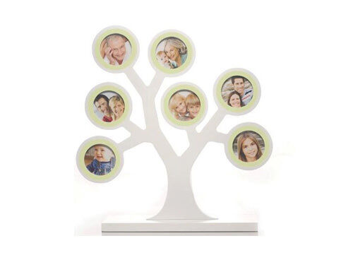 Pearhead family tree photo frame
