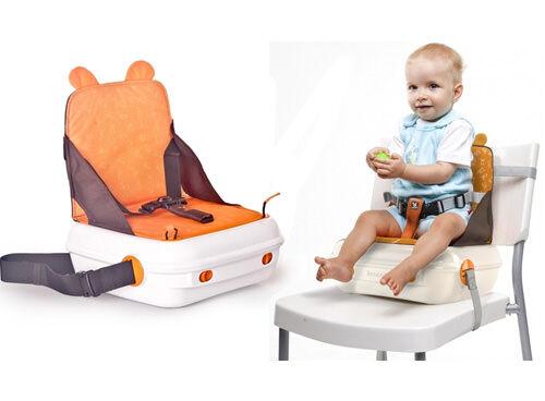 Benbat YummiGo booster seat and storage case