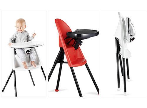 Award Winning BABYBJORN High Chair