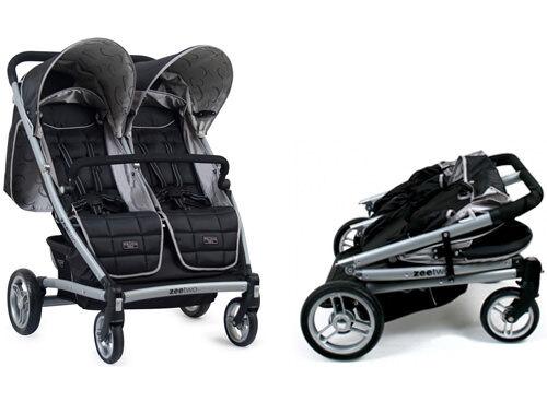 Valco Zee Two twin stroller
