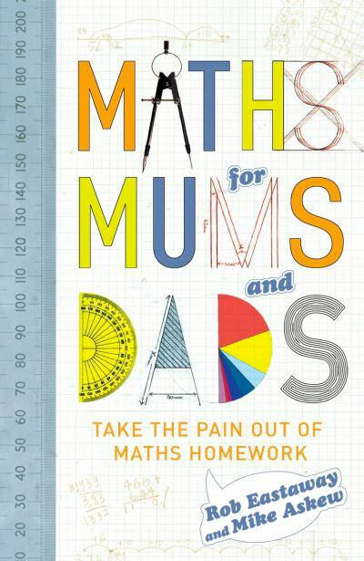 Book for mums and dads about maths