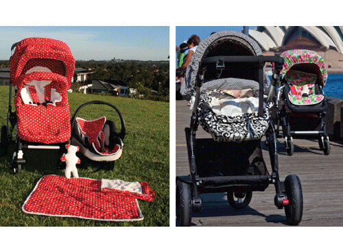 Babychic designs pram liners and covers