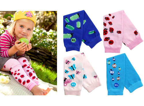 Baby No Bugs - insect repellant legwarmers