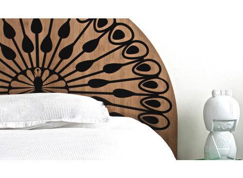 Bohemian Home bamboo bedheads