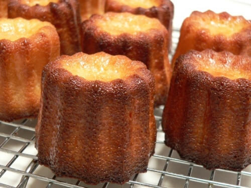 The new cupcake? Caneles