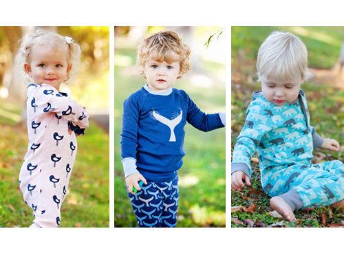 Cocoome winter children's sleepwear