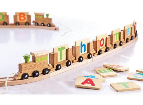 EverEarth bamboo name train