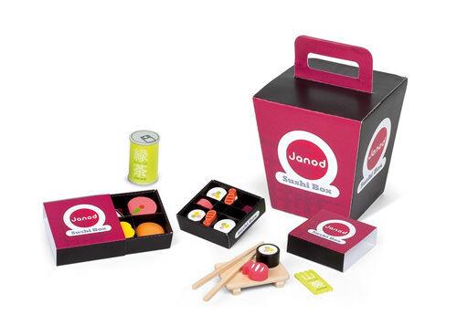 Janod toy sushi set