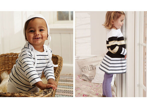 Naty by Nature Babycare organic children's clothing