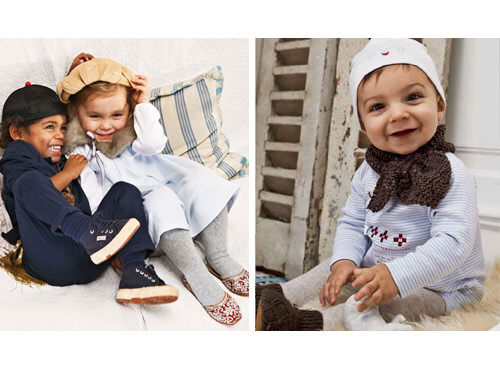 Naty By Nature Babycare organic clothing