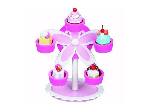 Sparkle T Cupcake Ferris Wheel
