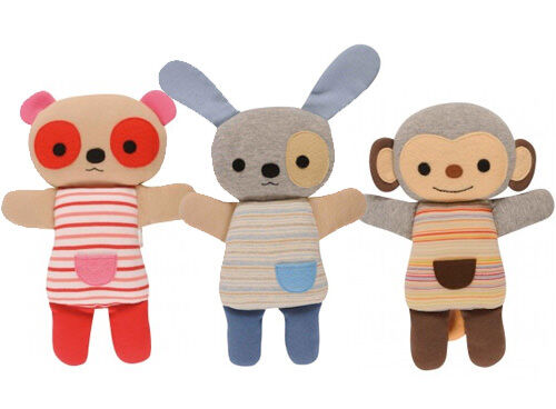 Tiger Tribe 'Cheekies' baby toys