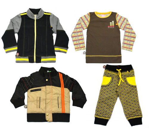 4 Funky Flavours boys' clothing