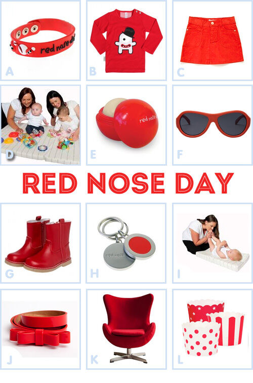 Red Nose Day 2012