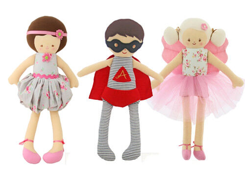 Alimrose Designs dolls