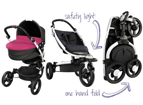 BABYZEN Zen stroller