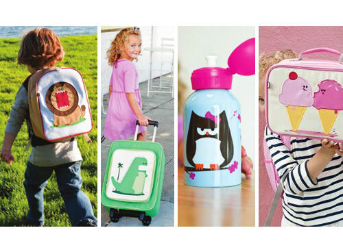 Beatrix NY kids' backpacks, lunch bags and accessories