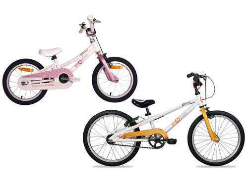 ByK kids' bikes