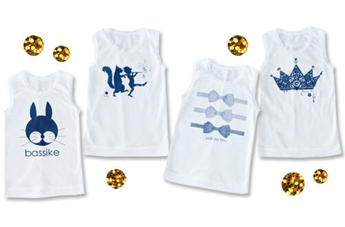 Marquise limited edition designer singlets supporting Sydney Childrens Hospital