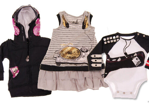Mini Shatsu kids' clothing