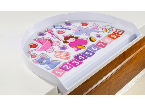 My Toddler Tray: table-top mealtime tray