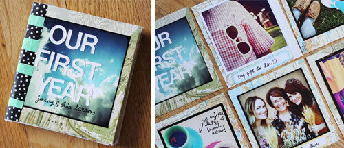 Photobook ideas: Instagram photobook
