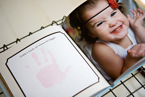 Photobook ideas: interactive photobook