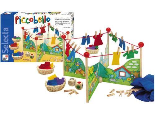 Piccobello family washing game from Selecta