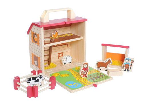 Tiger Tribe Barn House Boxset