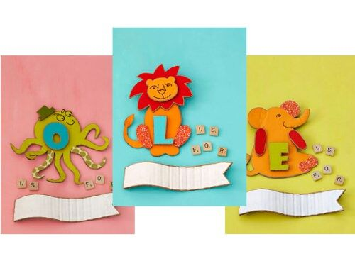 That Shoe On The Wall - personalised nursery prints