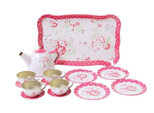 Vintage Kids Tea Set