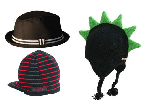 Born To Love boy's hats and beanies