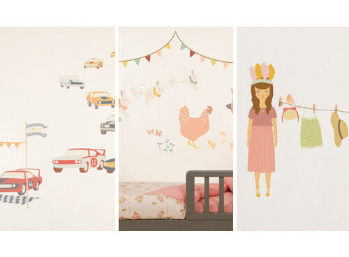 New Love Mae wall decal designs 2012