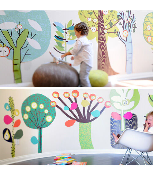 Pop and Lolli tree decals