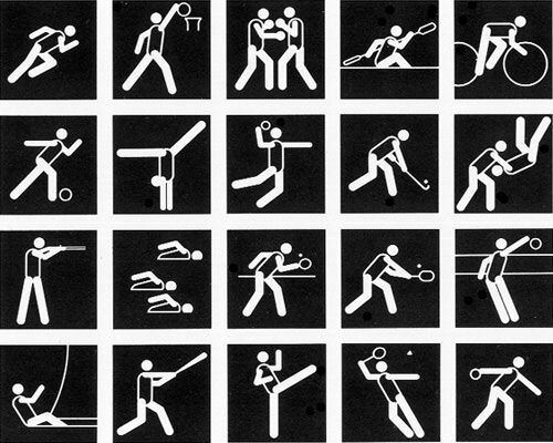Make an Olympic memory game