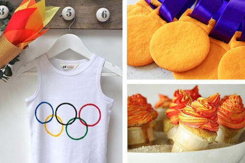 10 fun Olympics crafts, games and food