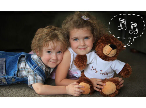 Make A Bear For Me - personalised singing teddies