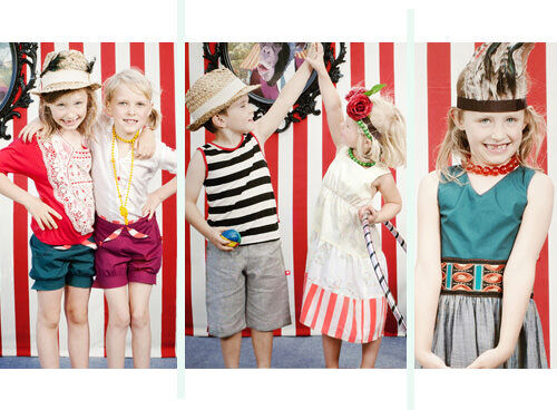 Sneak peek: Knuffle Kid Summer collection 2013