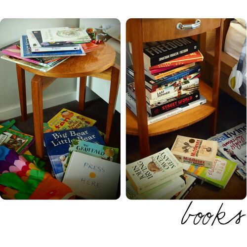 Like me, like Mum: Books