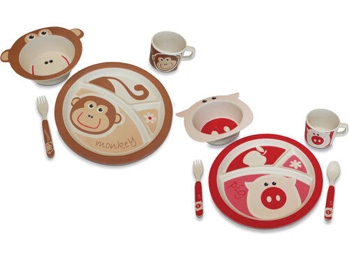 eBamboo Kids' Dinner Sets